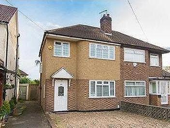 Parkfield Crescent, South Ruislip, Middlesex