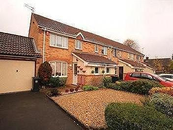 Willow Bed Close, Fishponds, Bristol, BS16