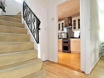 Calmont Road, Bromley - Fireplace