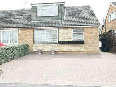 House for sale, Anson Close - Garden