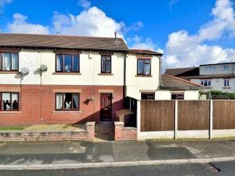 Hale View Road, Huyton L36 - Garden