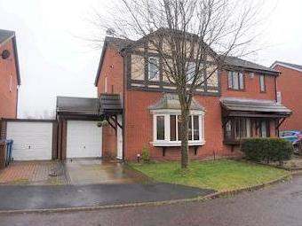 Cumberbatch Place, Wigan Wn3 - Modern