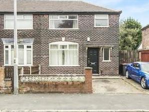 Silver Street, Irlam, Manchester, Greater Manchester M44