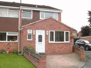 Whitville Close, Kidderminster DY11