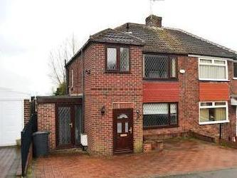 Hungerhill Road, Kimberworth S61