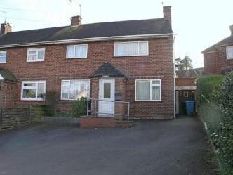 Kinver, Off Stone Lane, Foster Crescent DY7