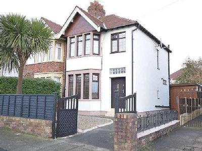 Cornwall Avenue Fy2 Blackpool Property Houses For Sale