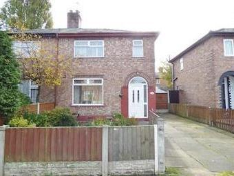 Budworth Avenue, Latchford, Warrington WA4