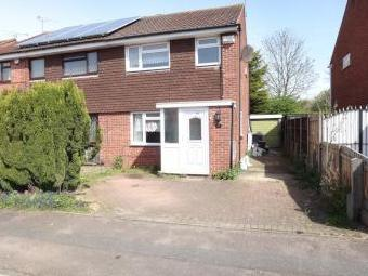Gilbert Close, Off Trevino Drive, Rushey Mead LE4