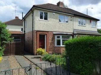 Astill Drive, Anstey Heights LE4