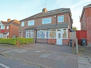 Wavertree Drive, Leicester LE4