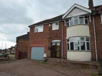 Somerset Avenue, Leicester LE4