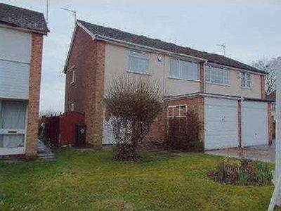 Whitley Close, Leicester, Leicestershire, Le3