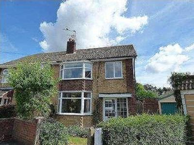 Cedar Road, Blaby, Leicester, Leicestershire, Le8
