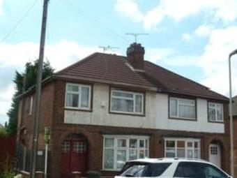 Green Hill Road, Leicester Le2