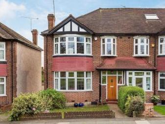 House for sale, Parkway Sw20 - Garden