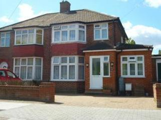 Booth Road, London NW9 - House, Patio