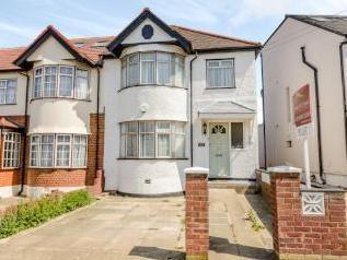 Randall Avenue, Dollis Hill, London, Greater London NW2