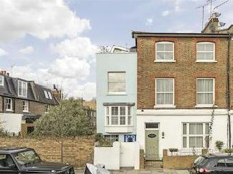 Kilmarsh Road, London W6 - Garden