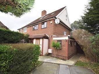 House for sale, Linkway Sw20 - Garden