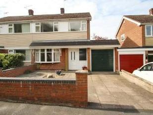 Lydford Place, Westonfields, Stoke-On-Trent ST3