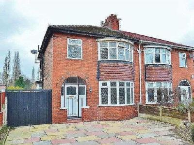 Liverpool Road, Eccles, M30 - Garden