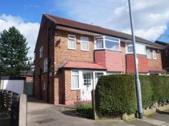 Morrell Road, Manchester, Greater Manchester M22