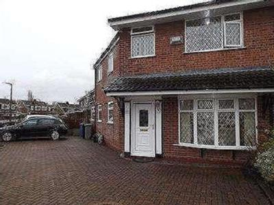 Corfe Close, Urmston, Manchester, M41