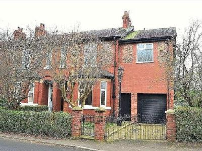 Brook Road, Urmston, M41 - Garden