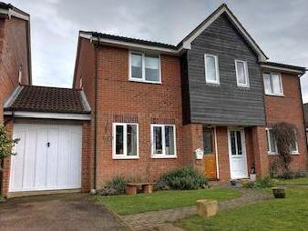 Farrow Close, Mattishall, Dereham Nr20