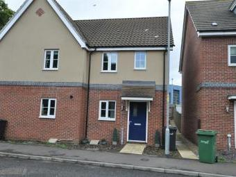 Dr Torrens Way, New Costessey, Norwich NR5