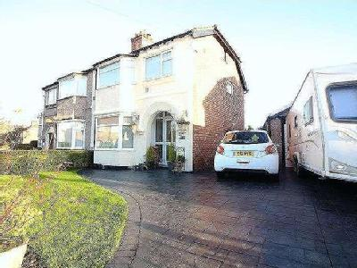 Easton Road, Wirral, Ch62 - Garden