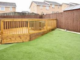 Underwood Drive, Wishaw ML2 - Garden