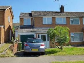 Isis Close, Oadby, Leicester LE2