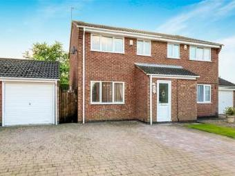 Wexford Close, Oadby, Leicester Le2