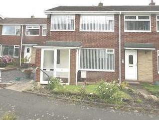 Milbanke Close, Ouston, Chester Le Street, County Durham Dh2