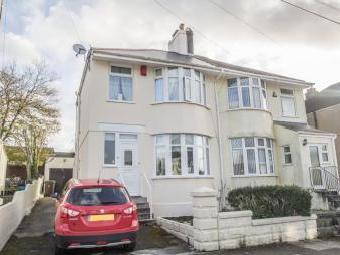 Dovedale Road, Plymouth PL2 - Garden
