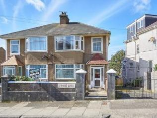 Efford Crescent, Plymouth Pl3