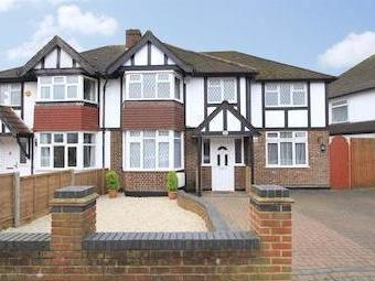 Roundways, Ruislip Ha4 - Reception