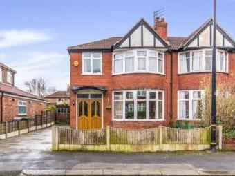 Chestnut Drive, Sale, Trafford, Greater Manchester M33