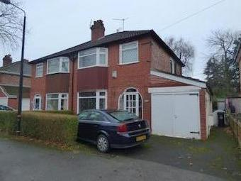 Leith Ave, Sale, Trafford, Greater Manchester M33