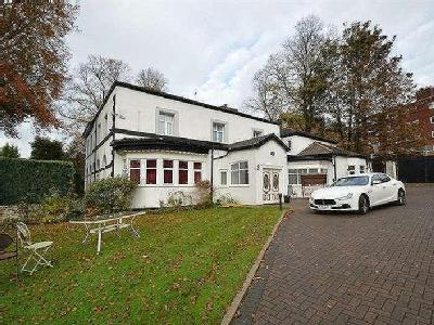 Kersal Bank, Salford, M7 - Detached