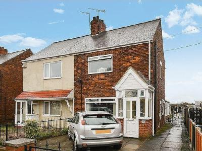 Grange Lane South, Scunthorpe, Dn16