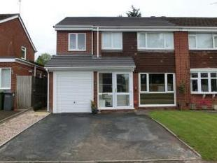 Cheswick Way, Cheswick Green, Solihull B90