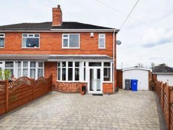 Langdale Crescent, Sneyd Green, Stoke-On-Trent ST1