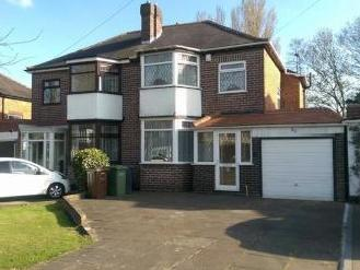 Ulleries Road, Solihull B92 - Garden