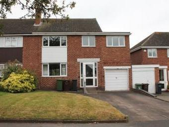 Richmond Road, Olton, Solihull B92