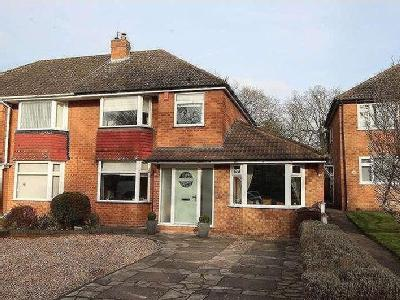 Featherstone Crescent, Shirley, Solihull, B90
