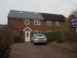 Broadwell Road, Solihull B92 - Garden