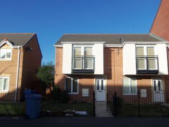 Hansby Drive, Speke, Liverpool L24